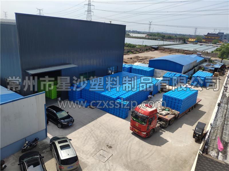 常州市星沙塑料制品有限公司-新疆乌鲁木齐浮筒发货11