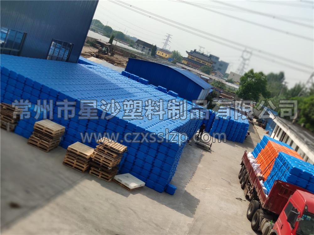 安徽省宁国市浮筒发货-常州市星沙塑料制品有限公司1